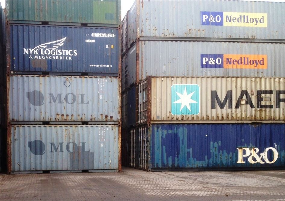 Uk Sales And Hire Of Shipping And Storage Containers