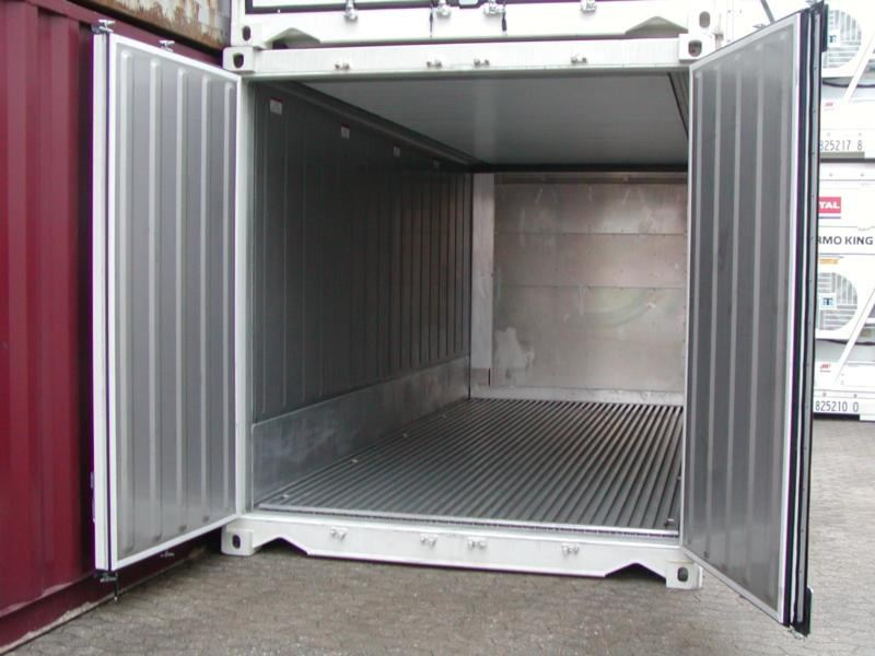 how to open a tight steel container