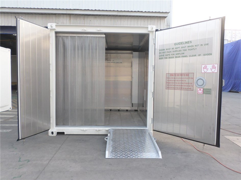 New Reefer Refrigerated Storage Containers Hire Sale