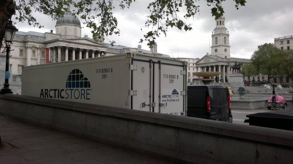 TITAN ArcticStore have been busy in the build up to the London 2012 Olympics delivering cold storage containers and ambient containers to a number of sites ... & News - arcticstore.co.uk