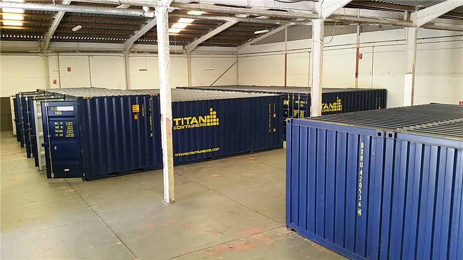 Self Storage Malaga & Shipping Storage Containers Hire Sale New Used Rent CSC