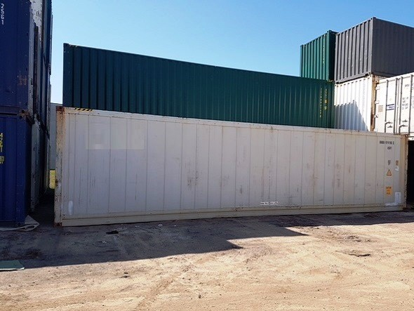 New Reefer Refrigerated Shipping Containers Hire Sale