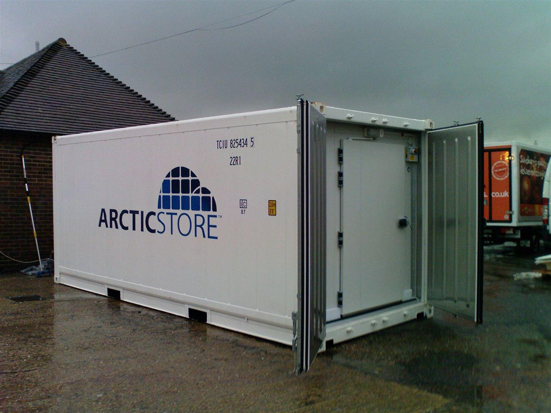 Open top flat rack dry van high cube side door for Achat container