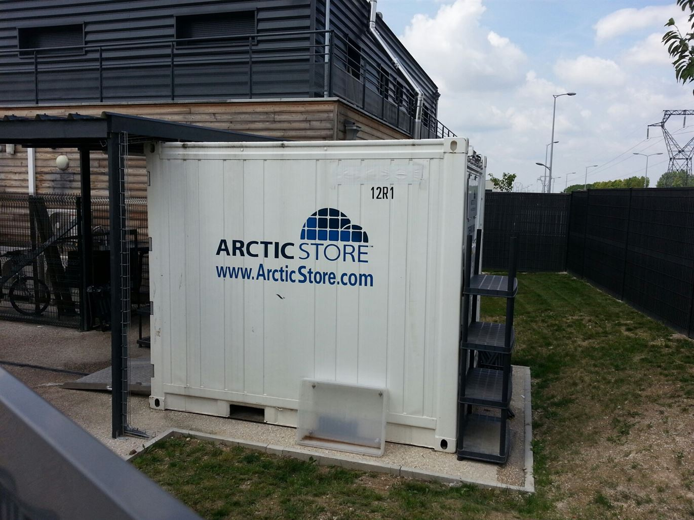 Portable cold stores refrigerated containers hire for Meilleur boulangerie de france alsace