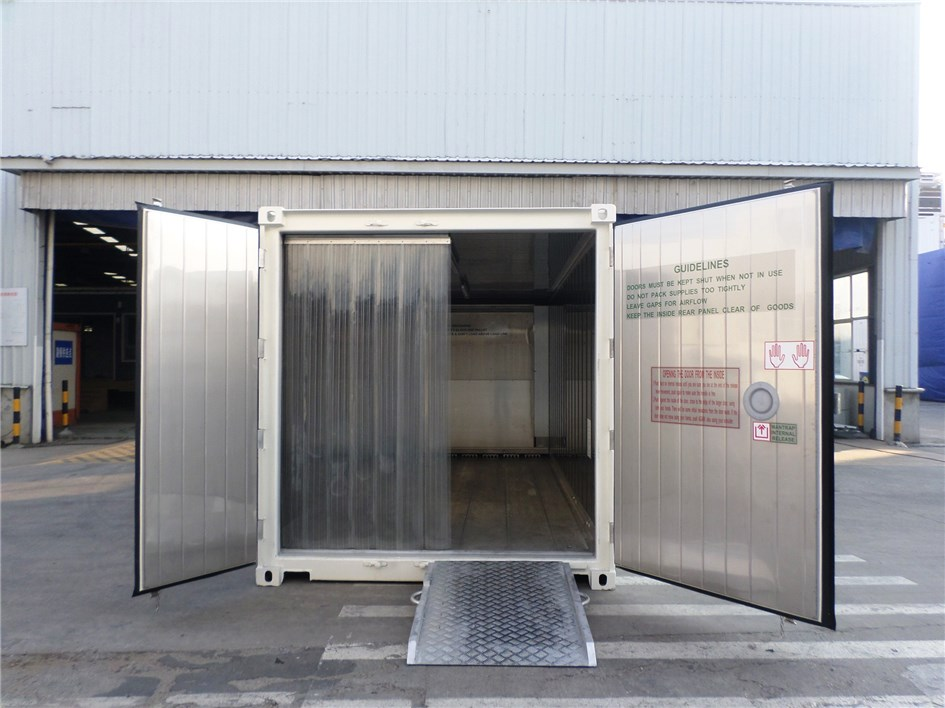 ArcticStore portable cold store reefers & Refrigerated portable cold storage containers hire sale