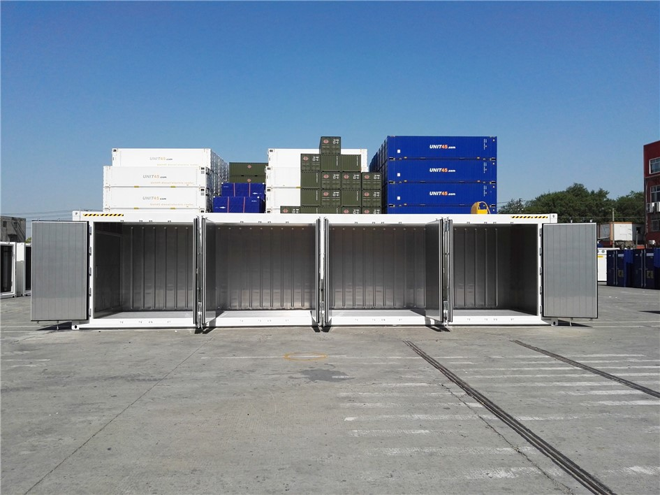 Reefer Shipping Containers: Traditional Shipping Containers With Standard  Double Doors And T Section Airflow Floors. Can Also Be Used For Storage ...