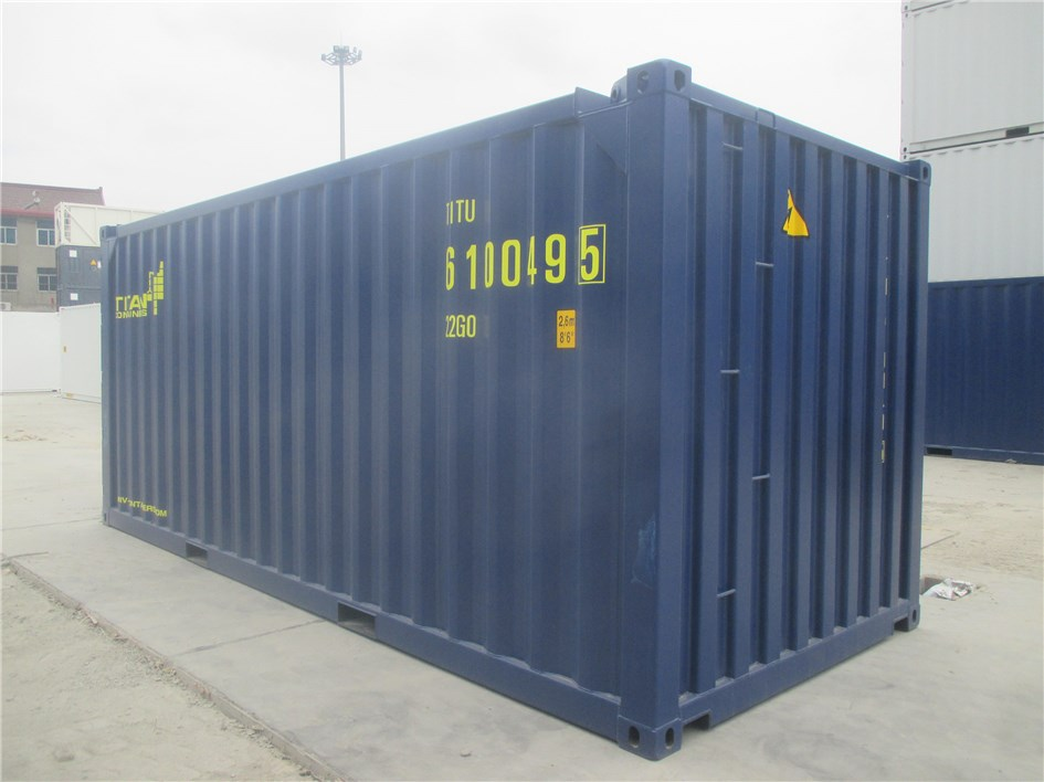 Dnv En 2 7 1 Ccu Containers Hire Sale New
