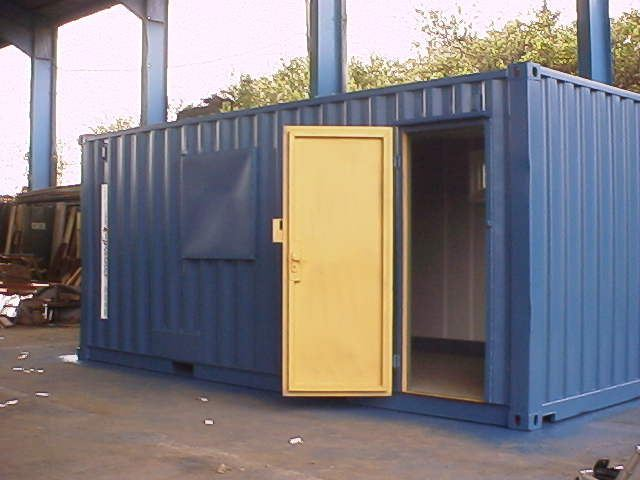 Container Rooms container types for hire and sale - new and used