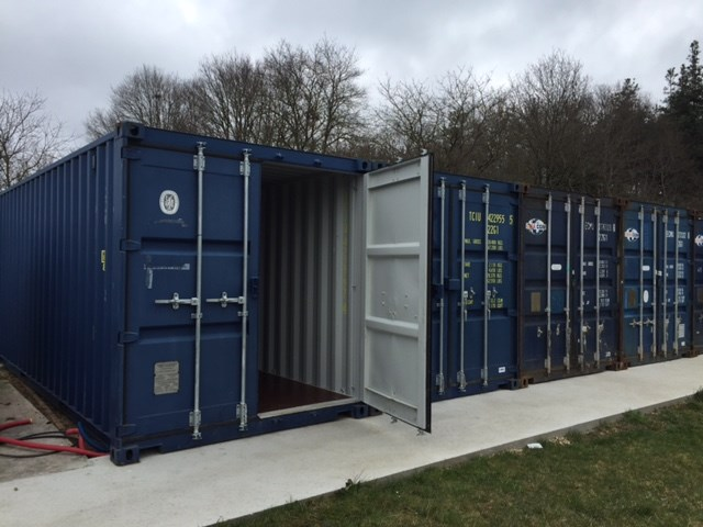 Vente container louer container maritime location for Container en bois