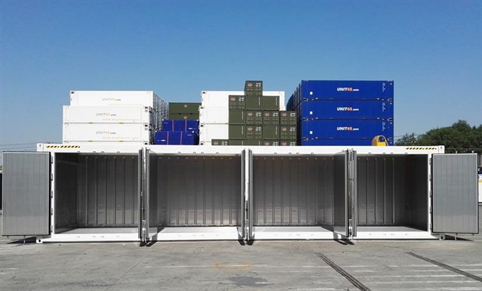 New 10ft 20ft 40ft Refrigerated Containers Hire Used Sale