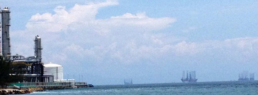 Labuan oil and gas industry