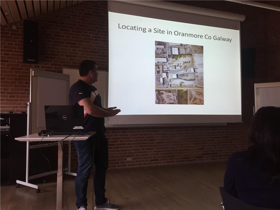Conference presentation on self storage