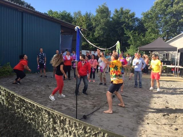 Beach volley TITANS