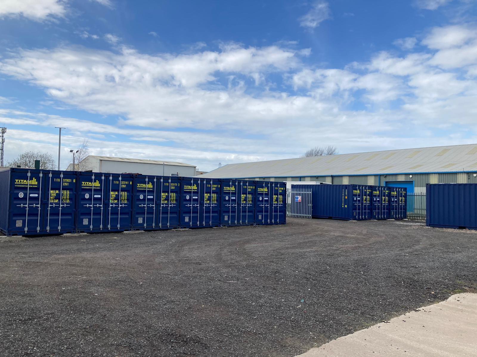 Self storage Woolston Warrington