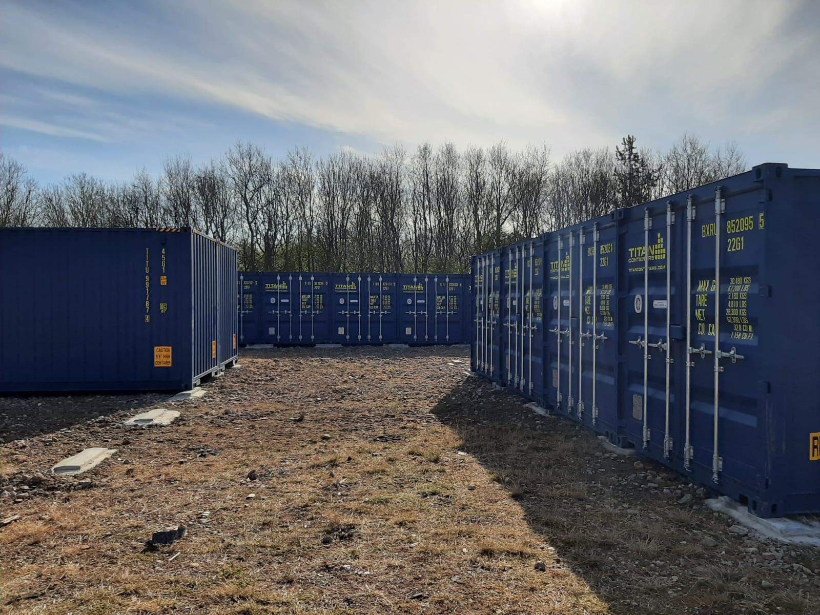Self storage Darlington